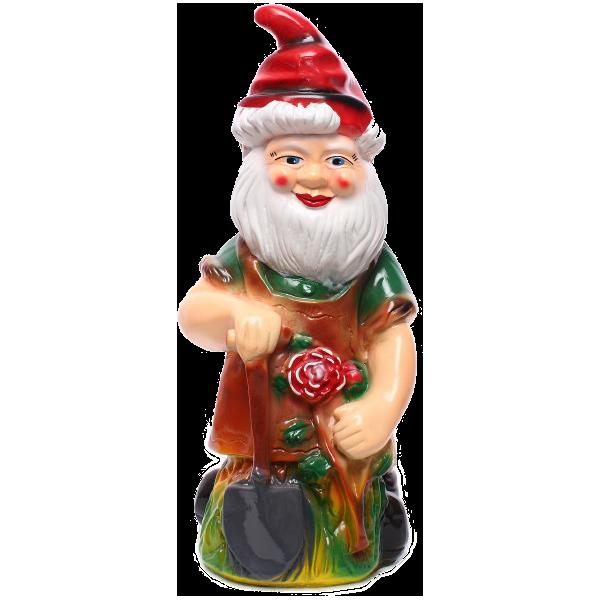 Gnome the gardener