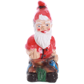 Gnome with the finger