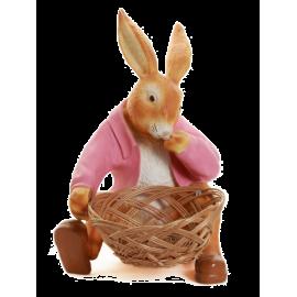 Hare (sitting)
